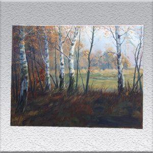 Fritz Stark Ölgemälde, ungerahmt, 60 cm x 80 cm, 880,- €