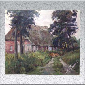 Fritz Stark: Bauernhaus