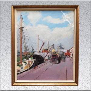 H. A. (1944): Hafenanlage